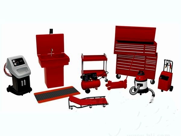 Fujimi model kit 1//24 Garage /& Tools Series No.28 tool remix
